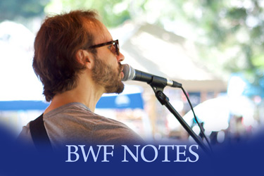 Blue Water Folk Notes Newsletter